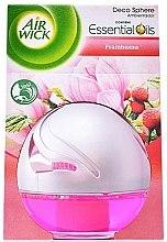 Parfumuri și produse cosmetice Difuzor Aromatic - Air Wick Deco Sphere Raspberry