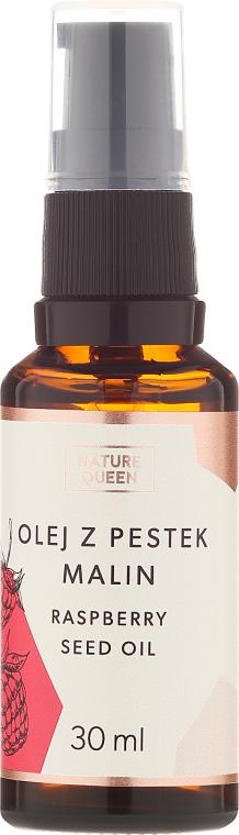 Ulei de semințe de zmeură - Nature Queen Raspberry Seed Oil