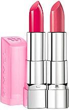 Parfumuri și produse cosmetice Ruj de buze - Rimmel Moisture Renew Sheer&Shine Lipsticks