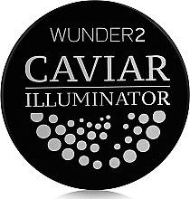 Parfumuri și produse cosmetice Iluminator-Cremă pentru față - Wunder2 Caviar Illuminator Highlighter