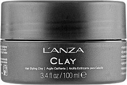 Parfumuri și produse cosmetice Argilă uscată pentru păr - Lanza Healing Style Sculpt Dry Clay