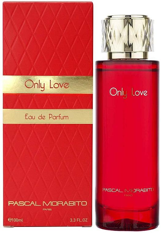 Pascal Morabito Only Love - Apă de parfum — Imagine N1