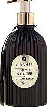 Parfumuri și produse cosmetice Vivian Gray Vivanel Neroli & Ginger - Săpun lichid