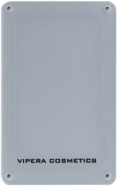 Husă magnetică pentru farduri de ochi, mică - Vipera Magnetic Play Zone Small Professional Satin Palette — Imagine N4