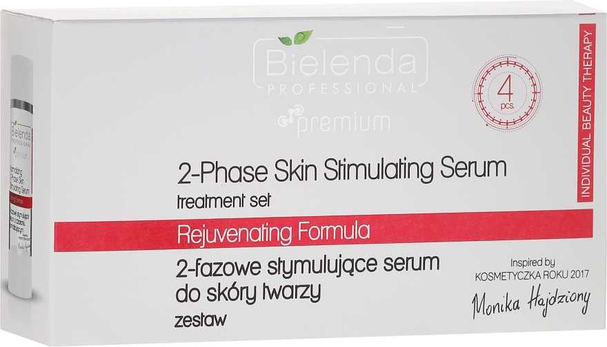 Set - Bielenda Professional Individual Beauty Therapy (ser/4*15ml) — Imagine N1