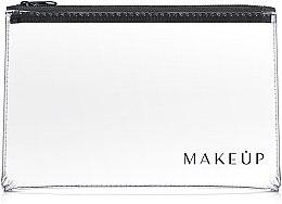 """Parfumuri și produse cosmetice Trusă cosmetică incoloră """"Flat Glow"""" 26x16 cm - MakeUp"""