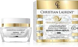 Parfumuri și produse cosmetice Cremă-ser concentrat cu efect de fermitate pentru față 60+ - Christian Laurent Botulin Revolution Concentrated Dermo Cream-Serum 60+