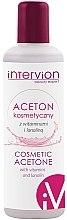 Parfumuri și produse cosmetice Soluție pentru îndepărtarea ojei - Inter-Vion Cosmetic Acetone