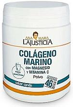 """Parfumuri și produse cosmetice Supliment alimentar """"Colagen marin + magneziu + vitamina C"""", cu aromă de pepene verde - Ana Maria Lajusticia"""