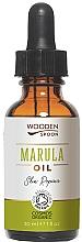 Parfumuri și produse cosmetice Ulei de marula - Wooden Spoon Marula Oil