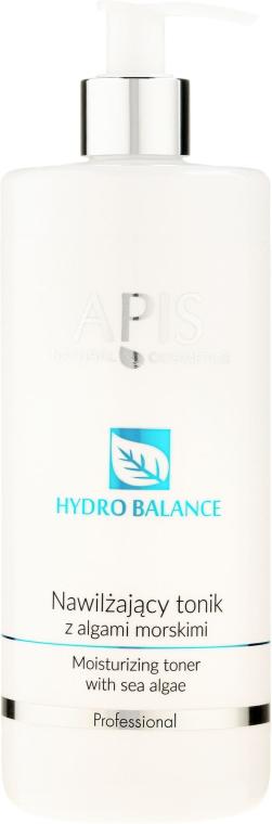 Tonic pentru față - APIS Professional Hydro Balance Moisturizing Toner — Imagine N3