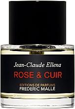 Parfumuri și produse cosmetice Frederic Malle Rose & Cuir - Apă de parfum (mini)