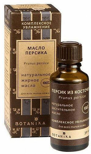 Ulei cosmetic din semințe de piersici - Botavikos