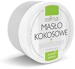 Parfumuri și produse cosmetice Ulei organic de cocos, nerafinat - Esent