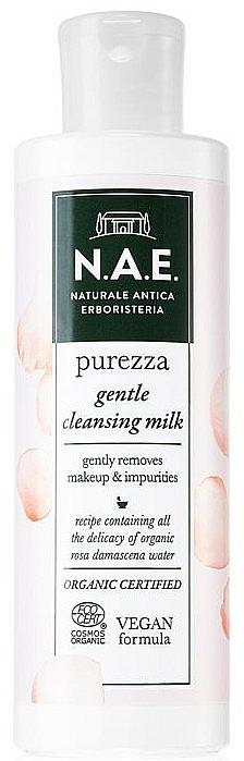 Lapte pentru față - N.A.E. Purezza Gentle Cleansing Milk