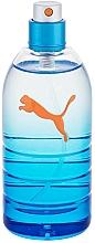 Parfumuri și produse cosmetice Puma Aqua Man - Apă de toaletă (tester fără capac)