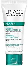 Parfumuri și produse cosmetice Mască exfoliantă delicată - Uriage Hyseac Gentle Peel Off Mask