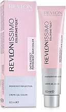 Parfumuri și produse cosmetice Vopsea de păr - Revlon Professional Revlonissimo Colorsmetique Satinescent