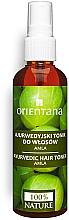 Parfumuri și produse cosmetice Tonic pentru păr - Orientana Ayurvedic Hair Toner