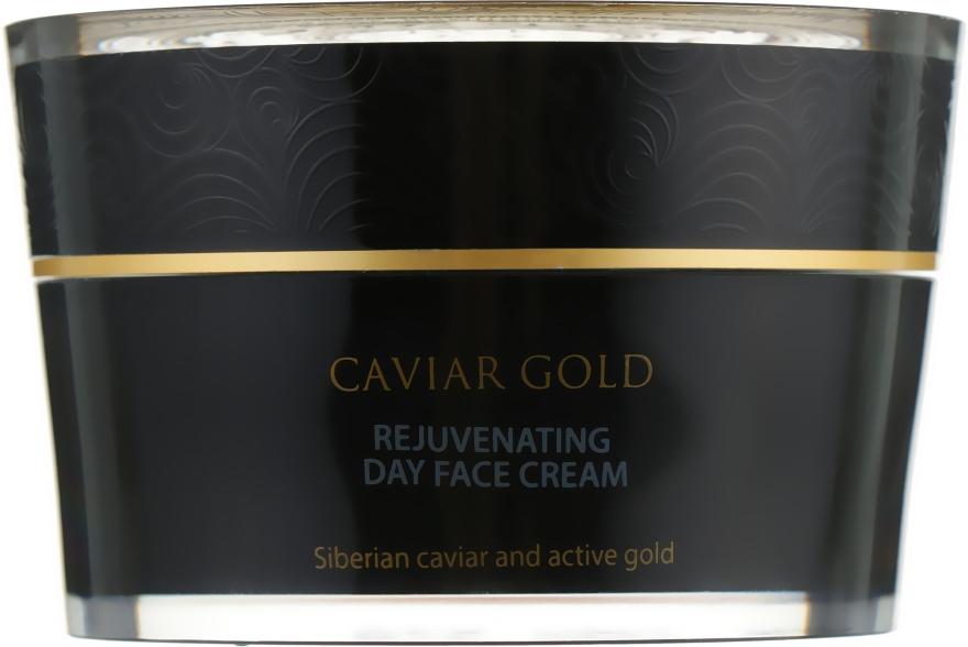 Cremă de zi anti-age, pentru față - Natura Siberica Caviar Gold — Imagine N2