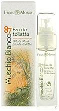 Parfumuri și produse cosmetice Frais Monde Muschio Bianco 87 White Musk - Apă de toaletă