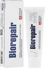 Parfumuri și produse cosmetice Pasta de dinți pentru albire - BioRepair PRO White