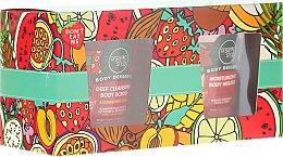 Parfumuri și produse cosmetice Set - Organic Shop Body Desserts (body/mousse/450ml + scr/450ml)