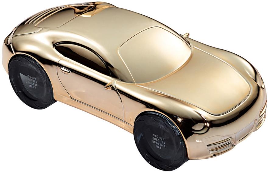 Jean-Pierre Sand 300 mph Gold - Apă de parfum — Imagine N1