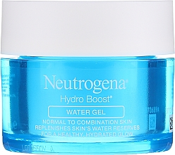 Gel pentru ten normal și mixt - Neutrogena Hydro Boost Water Gel For Normal & Combination Skin — Imagine N2