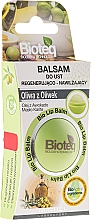 Parfumuri și produse cosmetice Balsam de buze - Bioteq Bio Lip Balm Regenerative and Moisturizing Olive Oil