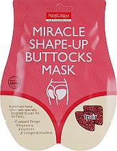 Parfumuri și produse cosmetice Mască pentru ridicarea intensivă a feselor - Purederm Miracle Shape-Up Buttocks Mask