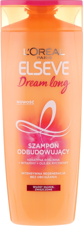 Șampon pentru păr lung - L'Oreal Paris Elseve Dream Long Hair Shampoo