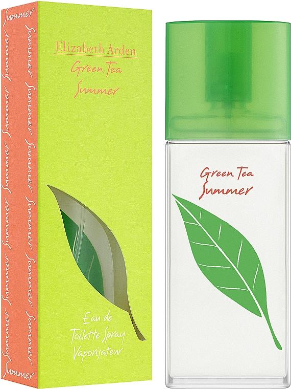 Elizabeth Arden Green Tea Summer - Apă de toaletă — Imagine N1