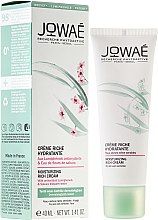 Cremă de față - Jowae Moisturizing Rich Cream — Imagine N1
