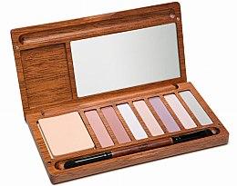 Parfumuri și produse cosmetice Paletă fard de pleoape - Alilla Cosmetics Love Palette