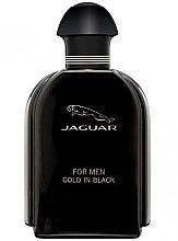 Parfumuri și produse cosmetice Jaguar Gold In Black - Apă de toaletă