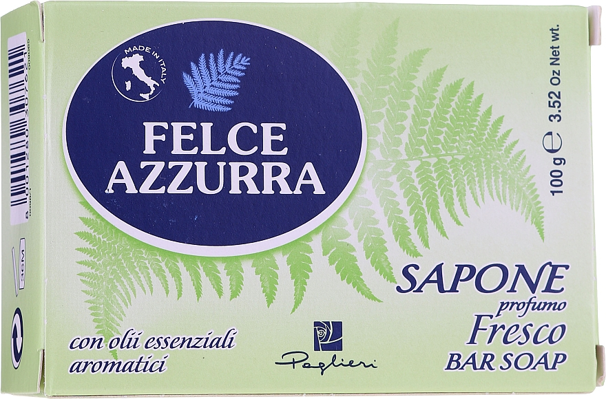 "Săpun ""Fresh"" - Paglieri Azzurra Soap"