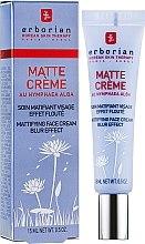 Parfumuri și produse cosmetice Cremă matifiantă pentru față - Erborian Matt Cream