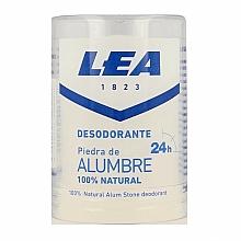 Parfumuri și produse cosmetice Deodorant stick - Lea Alum Stone Deodorant Stick