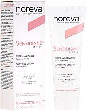 Parfumuri și produse cosmetice Cremă de față - Noreva Laboratoires Sensidiane Legere Soothing Cream Normal Skin
