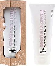 Parfumuri și produse cosmetice Pastă naturală pentru dinți cu sensibilitate sporită - The Natural Family Co Sensitive Toothpaste