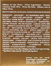 Balsam antirid pentru pleoape - L'Occitane Immortelle Divine Eye Balm — Imagine N3