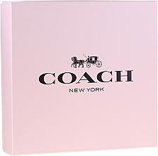 Parfumuri și produse cosmetice Coach New York Eau De Parfum - Set (edp/90ml + b/lot/100ml + edp/7.5ml)