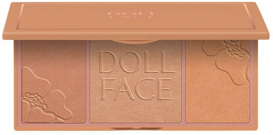 Iluminator - Doll Face Glow Baby Glow Highlighting Palette — Imagine N1