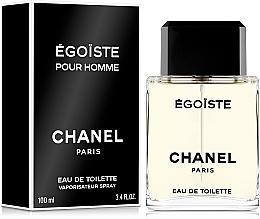 Chanel Egoiste - Apă de toaletă — Imagine N2