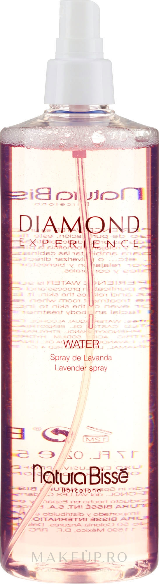 Apă aromatică - Natura Bisse Diamond Experience Water — Imagine 400 ml