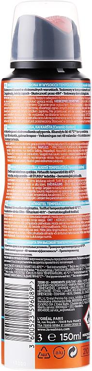 Deodorant antiperspirant pentru bărbați - L'Oreal Paris Men Expert Thermic Resist 48H — фото N2