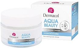 Parfumuri și produse cosmetice Cremă hidratantă pentru față - Dermacol Aqua Beauty Moisturizing Cream