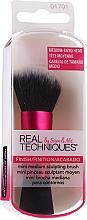 Parfumuri și produse cosmetice Pensulă pentru contouring, 01701 - Real Techniques Mini Sculpting Brush