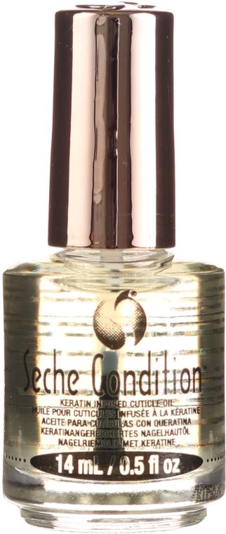 Ulei pentru cuticule - Seche Condition Keratin Infused Cuticle Oil — Imagine N3